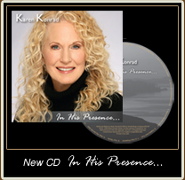 New CD In His Presence